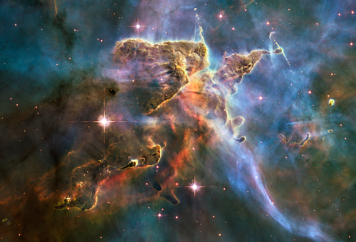 The Carina Nebula by NASA Goddard Photo and Video