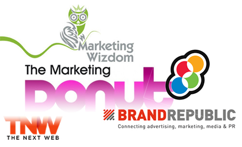 5 super cool marketing websites