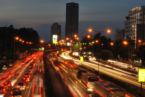 Macet by basibanget