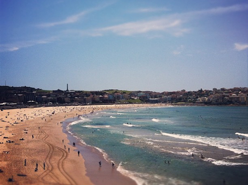Bondi Beach by Gavin Llewellyn
