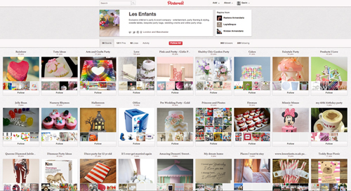Les Enfants on Pinterest