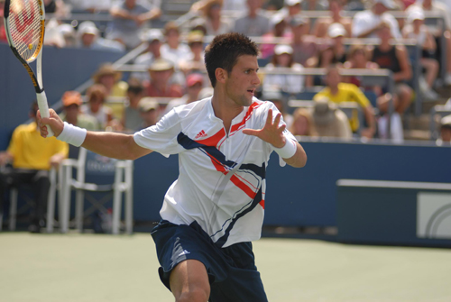 Novak Djokovic by Edwin Martinez