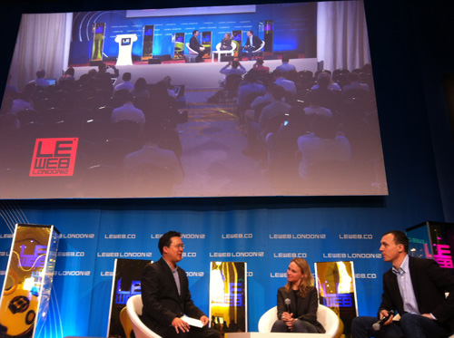 The social business track at LeWeb London