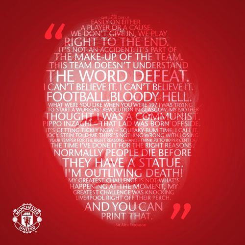 Sir Alex Ferguson MUFC
